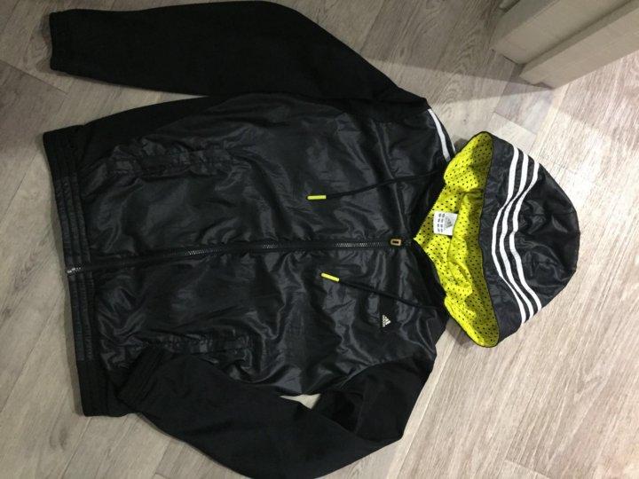 Костюм мужской adidas оригинал – купить в Ярославле, цена 1 700 руб ... 05f3846aa50