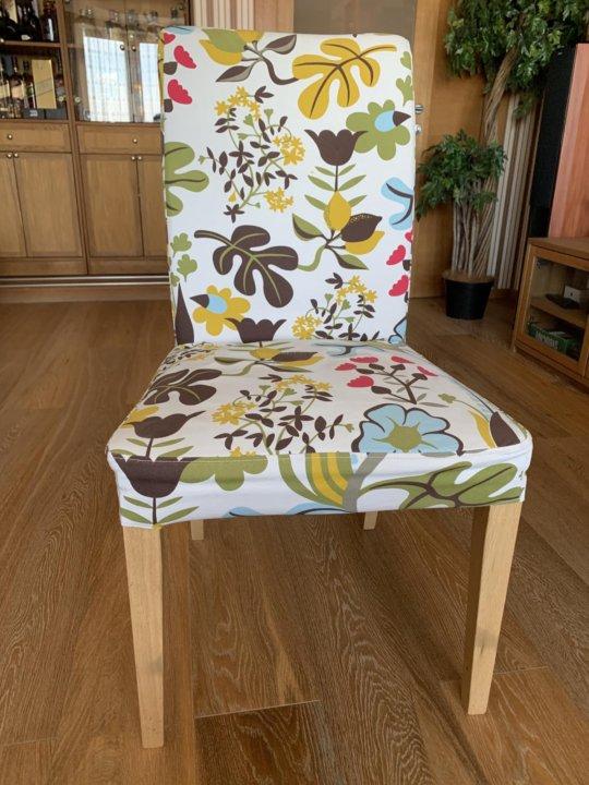 стулья для кухни икеа хенриксдаль 4 шт купить в москве цена 7 490