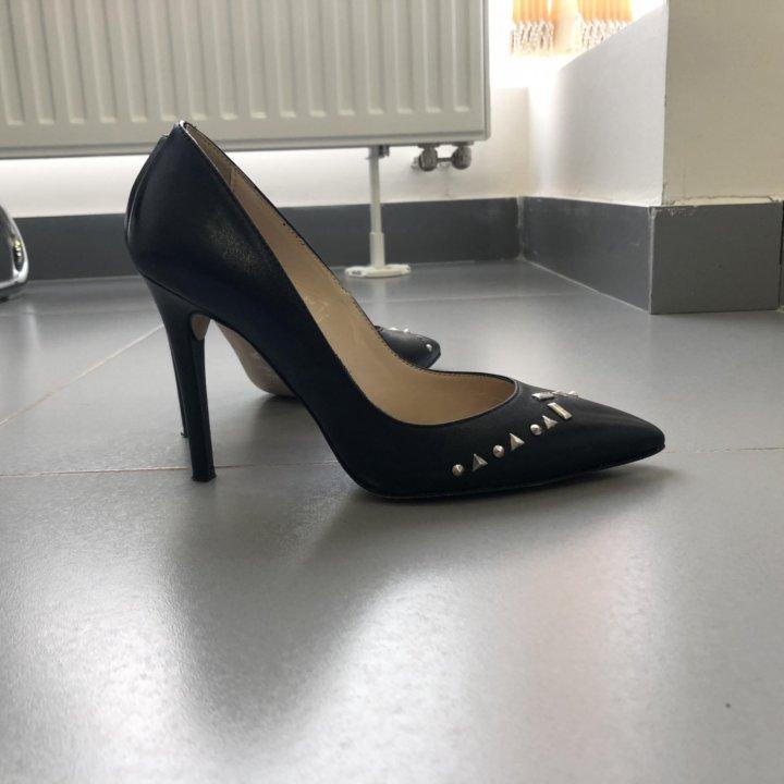 Кожаные туфли – купить в Уфе, цена 1 000 руб., дата размещения ... 0f7af5ef971