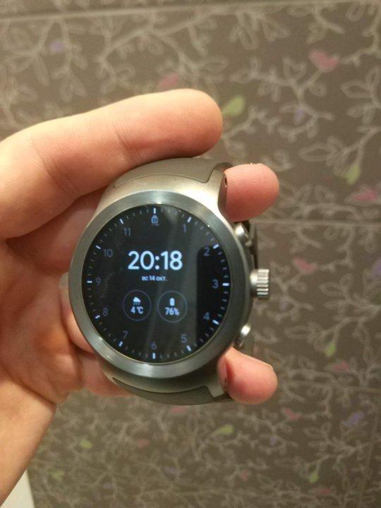 4dd1ba2f9de3 Умные часы LG Watch Sport – купить в Новосибирске, цена 15 000 руб ...