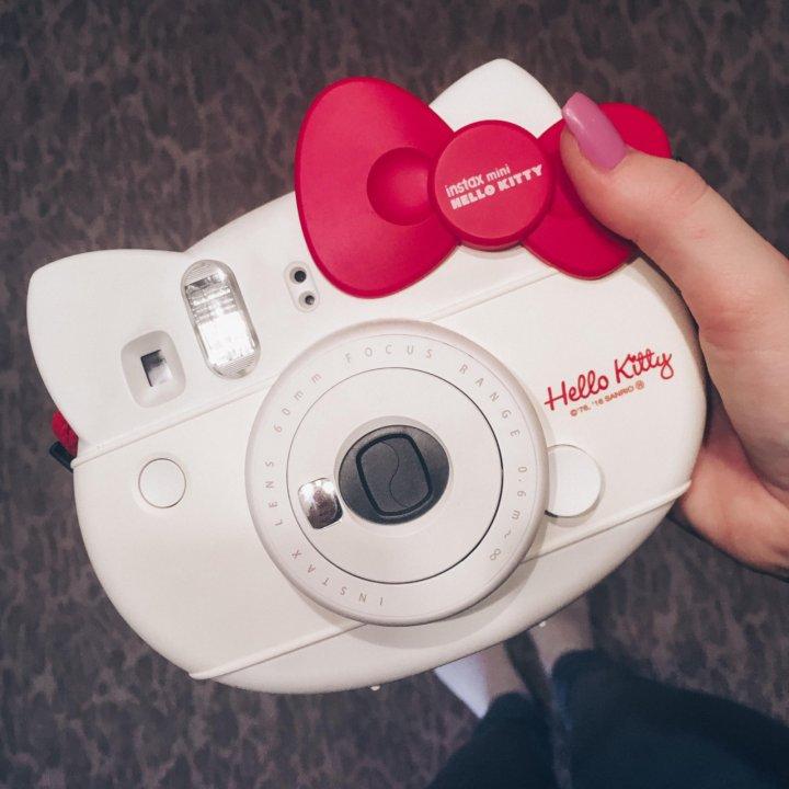 следование трендам хелло китти фотоаппарат относятся только всем