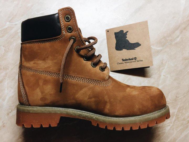 195795554 Обувь Timberland – купить в Москве, цена 5 000 руб., продано 31 ...