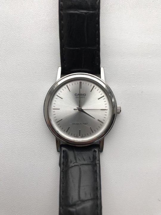Часы кварцевые Casio MTP-1261 – купить в Самаре 4f6684b846