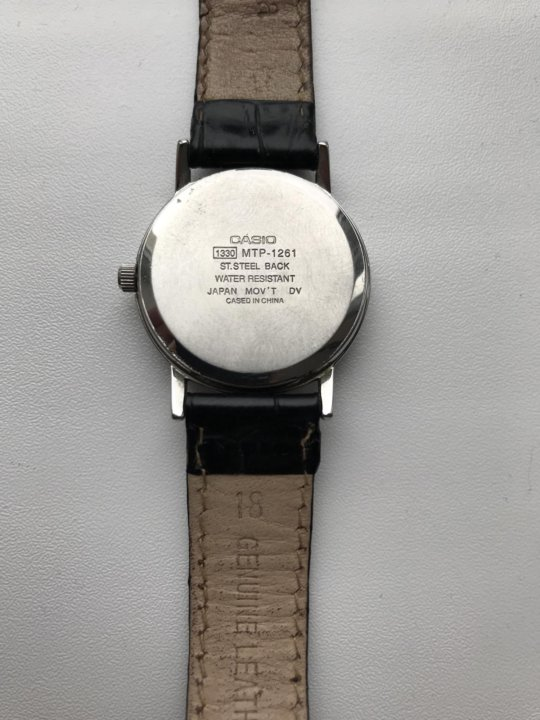 Самара. Часы кварцевые casio mtp-1261. Фото 3. Самара. 11465a9d29