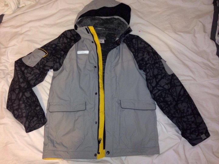 4d71fc2ccfc8 куртка columbia размер s – купить в Москве, цена 2 990 руб., дата ...
