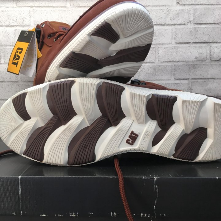 46cf6af0 Ботинки Caterpillar T1363 – купить в Санкт-Петербурге, цена 5 000 ...