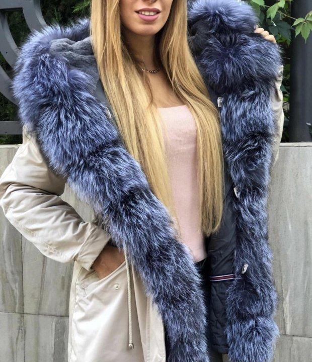 красивых девушек блондинка в чернобурке фото мужчина