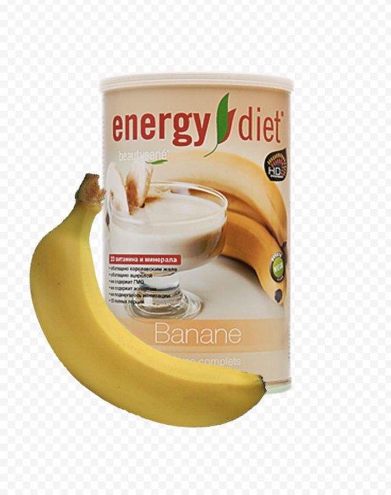 Энерджи диет банановый