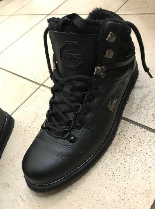Ботинки Lacoste – купить в Москве, цена 2 390 руб., продано 7 ноября ... c81a8621056