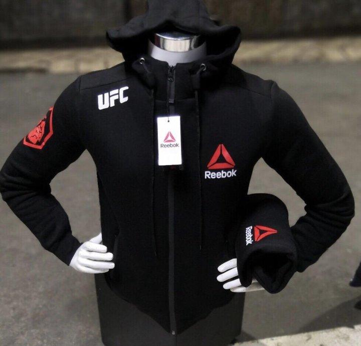 Спортивный костюм Reebok UFC (Зимний) – купить в Москве, цена 4 050 ... d122c061073