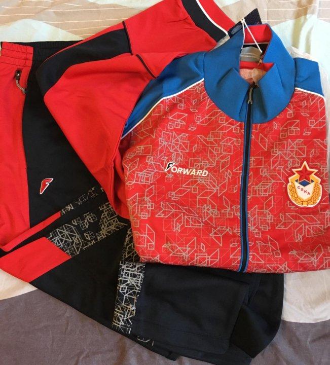 Спортивный костюм Форвард ЦСКА – купить в Москве, цена 5 000 руб ... ba22d996f81