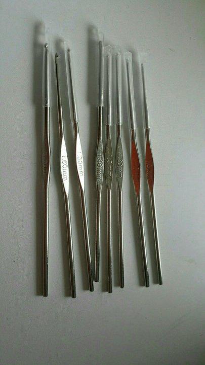 металлический крючок для вязания купить в санкт петербурге цена