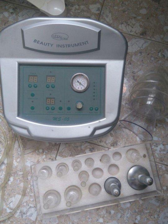 Аппарат для вакуумного массажа ms 05 подростки женское белье
