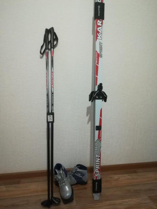 Лыжи беговые – купить в Санкт-Петербурге, цена 2 000 руб., продано ... 1a030a2f60e