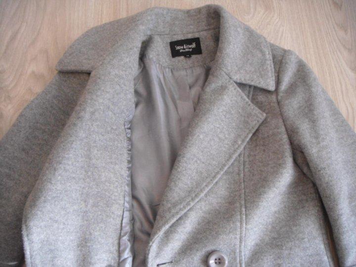 Акційна ціна Тепле пальто з еко хутром на синтепоні: 750 грн ... | 540x720