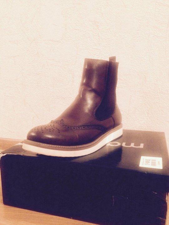Зимние ботинки mascotte – купить в Уфе, цена 2 000 руб., продано 11 ... 10ee9411030