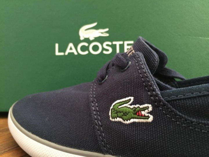 60f23e09a3fc Новая обувь Lacoste – купить в Москве, цена 1 500 руб., дата ...