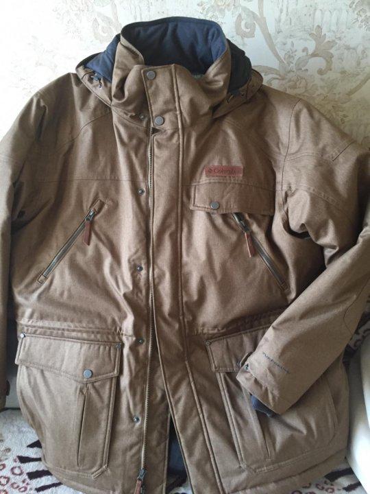 fca47bea418d Куртка мужская пуховик Columbia – купить в Москве, цена 8 500 руб ...