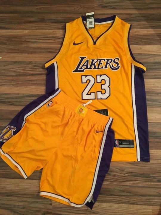 Баскетбольная форма NBA Jordan Lebron Bryant Nike – купить в Санкт ... 2e1b2eb8807