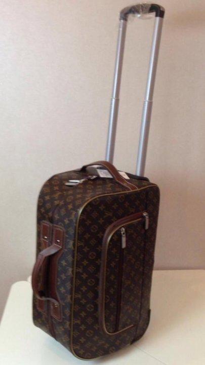 Чемодан - сумка с колёсами ручная кладь – купить в Москве, цена 2 ... c87246abc81