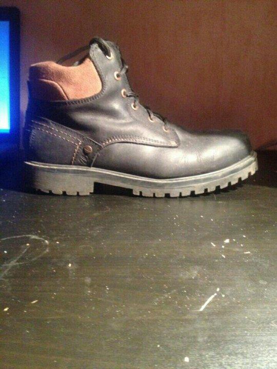 0055a7bb2 Кожаные мужские ботинки