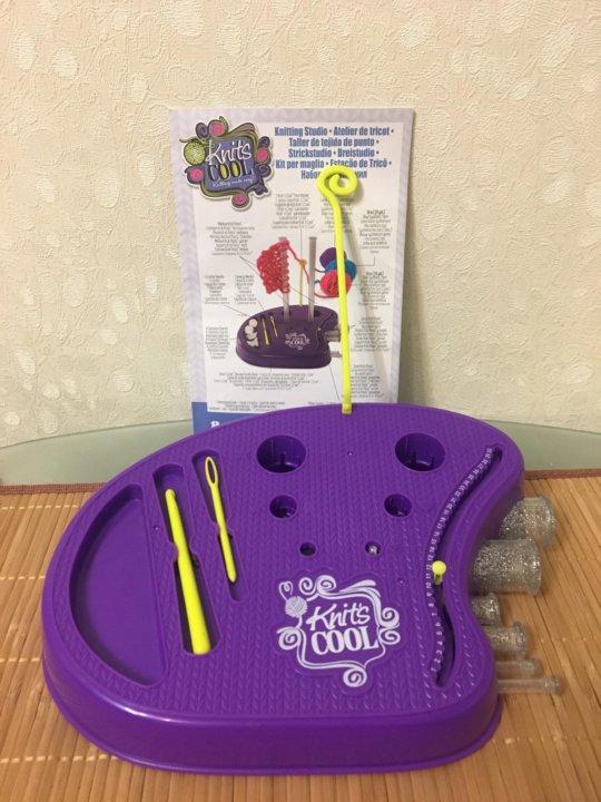 набор для вязания Knits Cool купить в москве цена 500 руб дата