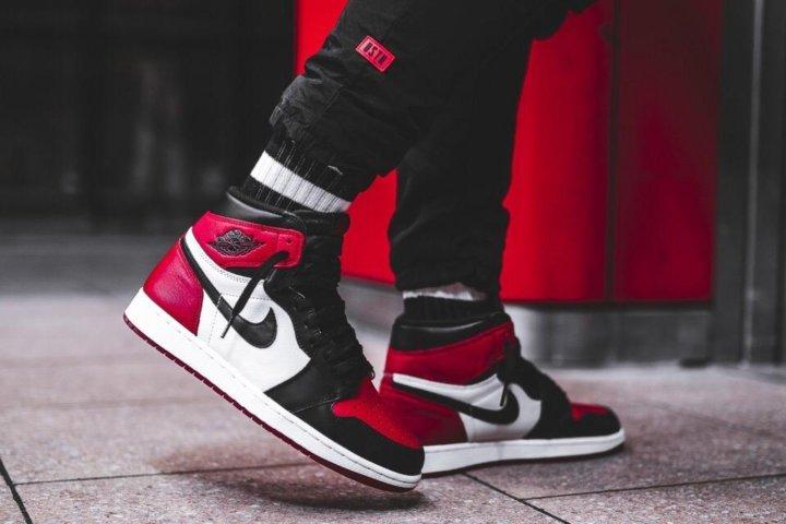 f20fe13c0b16 Nike air Jordan 1 retro – купить в Москве, цена 3 690 руб., дата ...