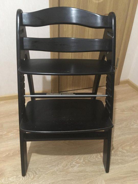 детский стульчик для кормления деревянный купить в москве цена 3