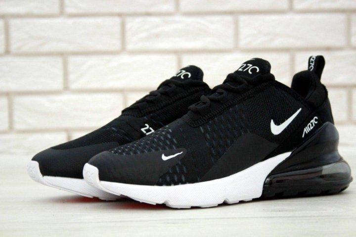Кроссовки Nike Air Max 270, Чёрные. – купить в Москве, цена 2 850 ... a160e0e0078