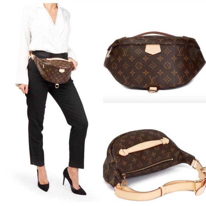 ddadc1a7c619 Поясная сумка Louis Vuitton bumbag – купить в Москве, цена 4 999 руб ...