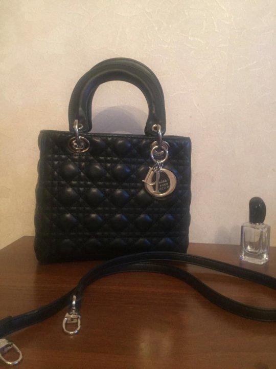 6fa0452736c3 Сумка Christian Dior копия люкс 👜👍 – купить в Балашихе, цена 1 000 ...