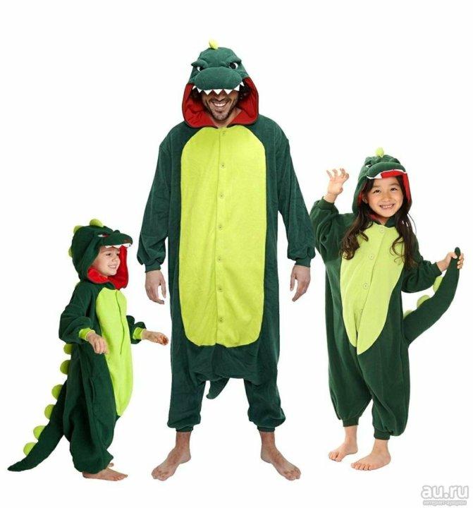 Костюм пижама кигуруми динозавр – купить в Москве 525576d39b82d