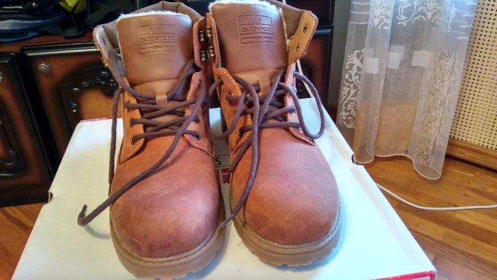 2db208c27 Зимняя мужская обувь Рикер(rieker) – купить в Москве, цена 3 800 руб ...