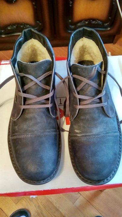 59a1bdd88 Зимняя мужская обувь Рикер(rieker) – купить в Москве, цена 3 500 руб ...