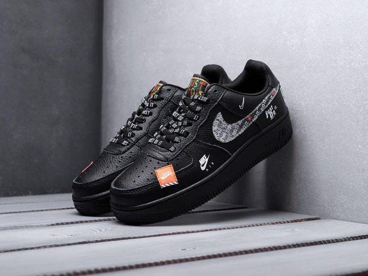 d337dd54 Кроссовки Nike Air Force 1, Just Do It. Оригинал – купить в Москве ...