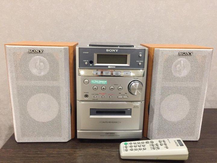 1128bd36d5fa Музыкальный центр Sony – купить в Ростове-на-Дону, цена 3 500 руб ...