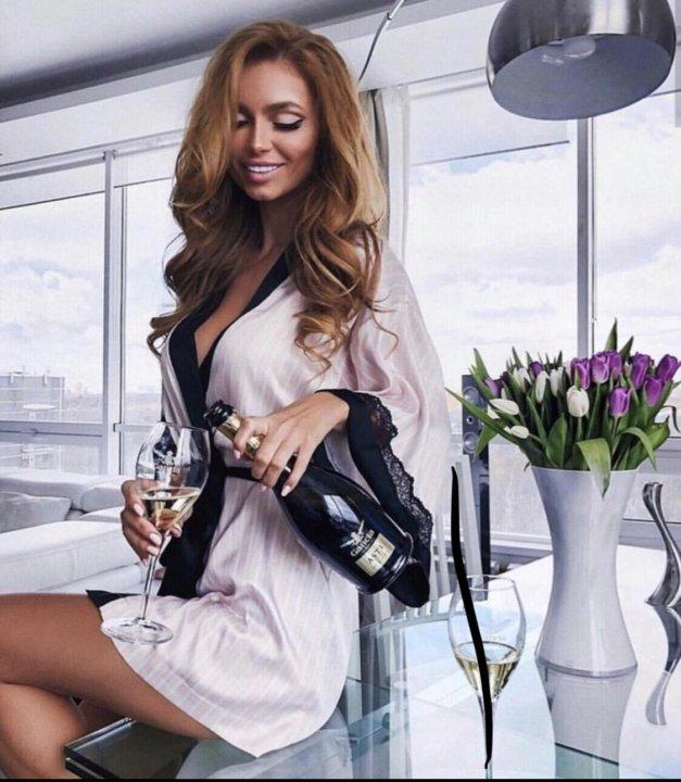 cc75c43ab8b78 ❤ Victoria's Secret комплект сорочка и халат – купить в ...