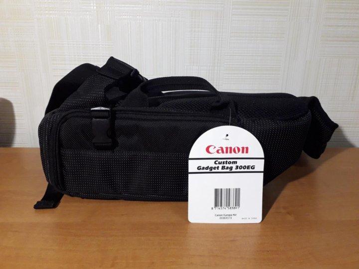9220a03f1e29 Москва. Сумка для фотоаппарата canon.custom gadget bag 300. Фото 4. Москва.