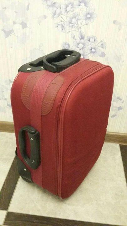 291ae02274fd Чемодан компактный – купить в Волгограде, цена 1 500 руб., дата ...
