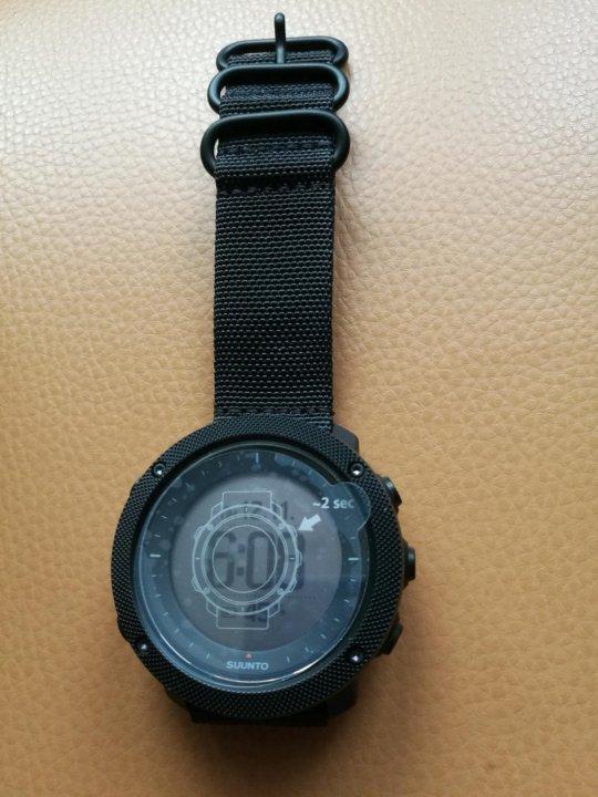 1de763ec Часы Suunto Traverse Alpha – купить в Москве, цена 19 500 руб ...