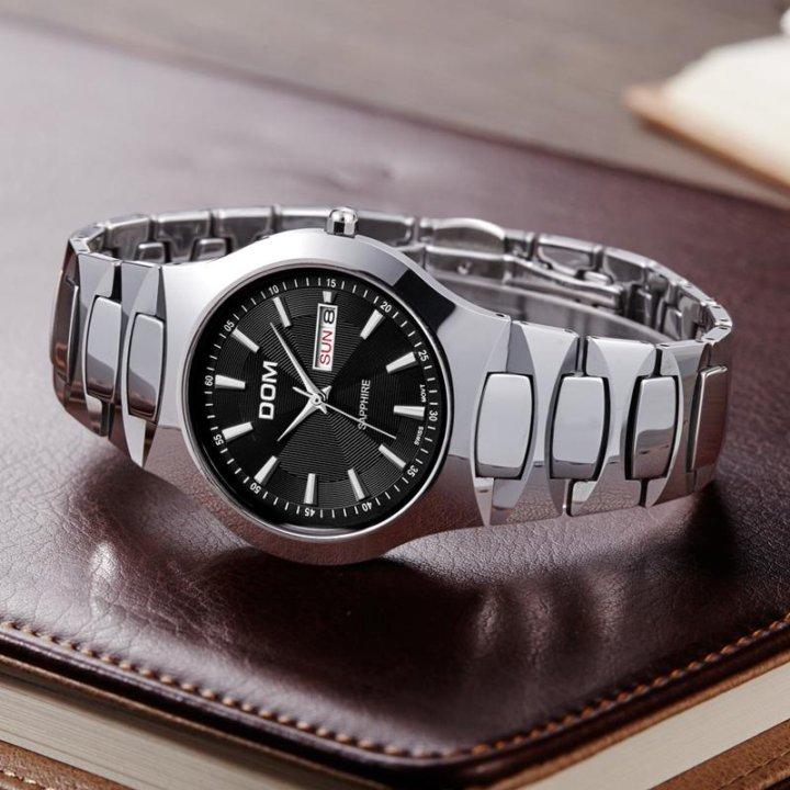 d82158d4 Неубиваемые часы бизнес-класса DOM /доставка по РФ – купить в Санкт ...