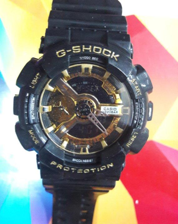 Купить Часы G-SHOCK б/у в Уфе
