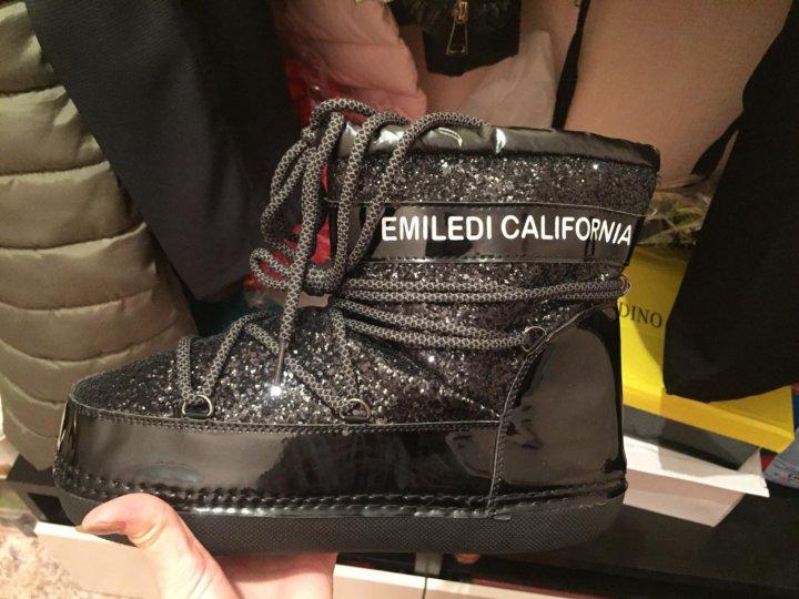 0735dcc71 Луноходы (женская зимняя обувь) – купить в Томске, цена 1 700 руб ...