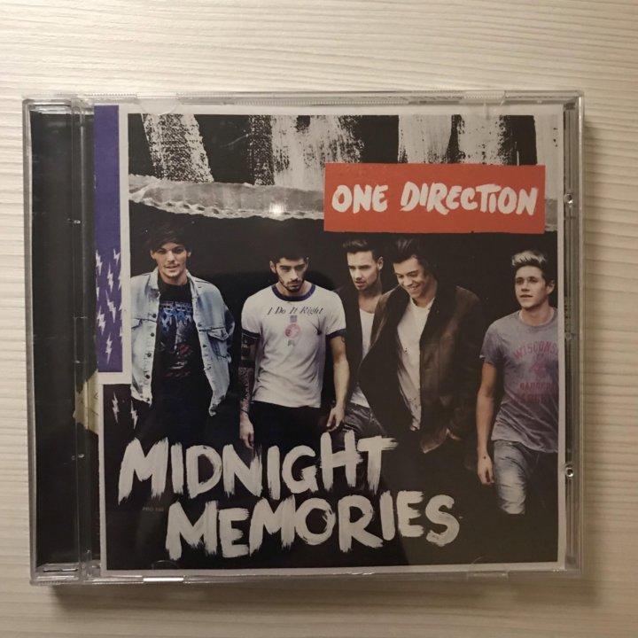One Direction Midnight Memories Скачать альбом