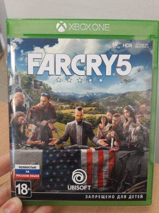 Far Cry 5 xbox one с кодами deluxe и doomsday – купить в