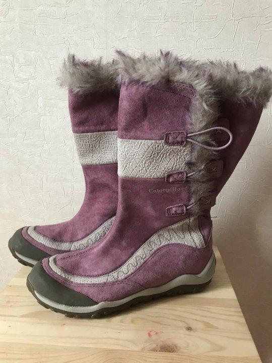 68a759777 Зимняя обувь Caterpillar новая – купить в Томске, цена 1 000 руб ...