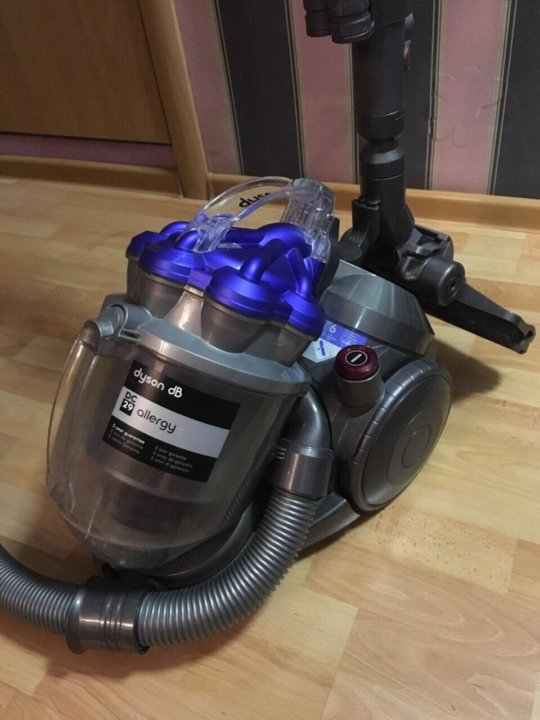 Пылесос дайсон dc29 купить какая мощность всасывания у пылесоса дайсон
