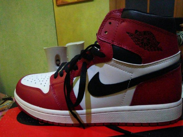 b22cfe4710f8 Новые Nike Jordan Retro-1 – купить в Москве, цена 3 900 руб., дата ...