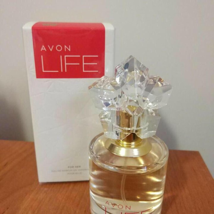 Avon life parfum avon лак для ногтей