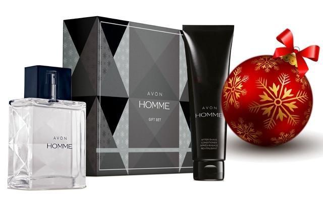 Avon homme gift set цена официальный сайт авон
